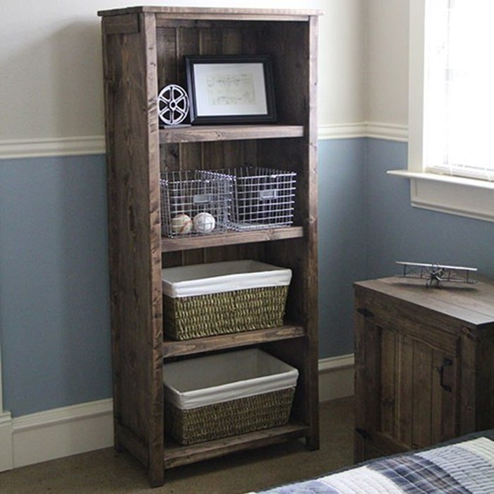 shanty 2 chic's kentwood bookshelf