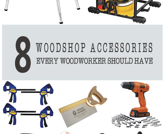woodshop accessories