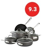 all clad anodized nonstick set