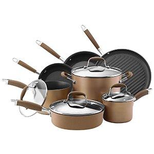 anolon advanced cookware set