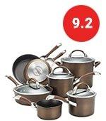 circulon anodized cookware