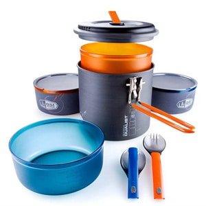 gis outdoor cookware set
