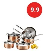 lagostina copper cookware