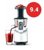 breville masticating slow juicer