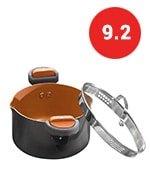 quart multipurpose pasta pot