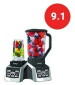 nutri ninja countertop blender with 1600watt