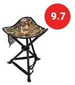 outdoorz tri-leg hunting stool