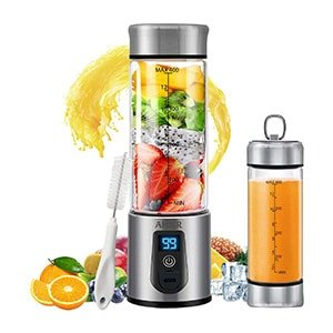 portable blender rechargeable smoothies