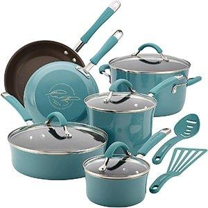 rachel ray nonstick pots & pans