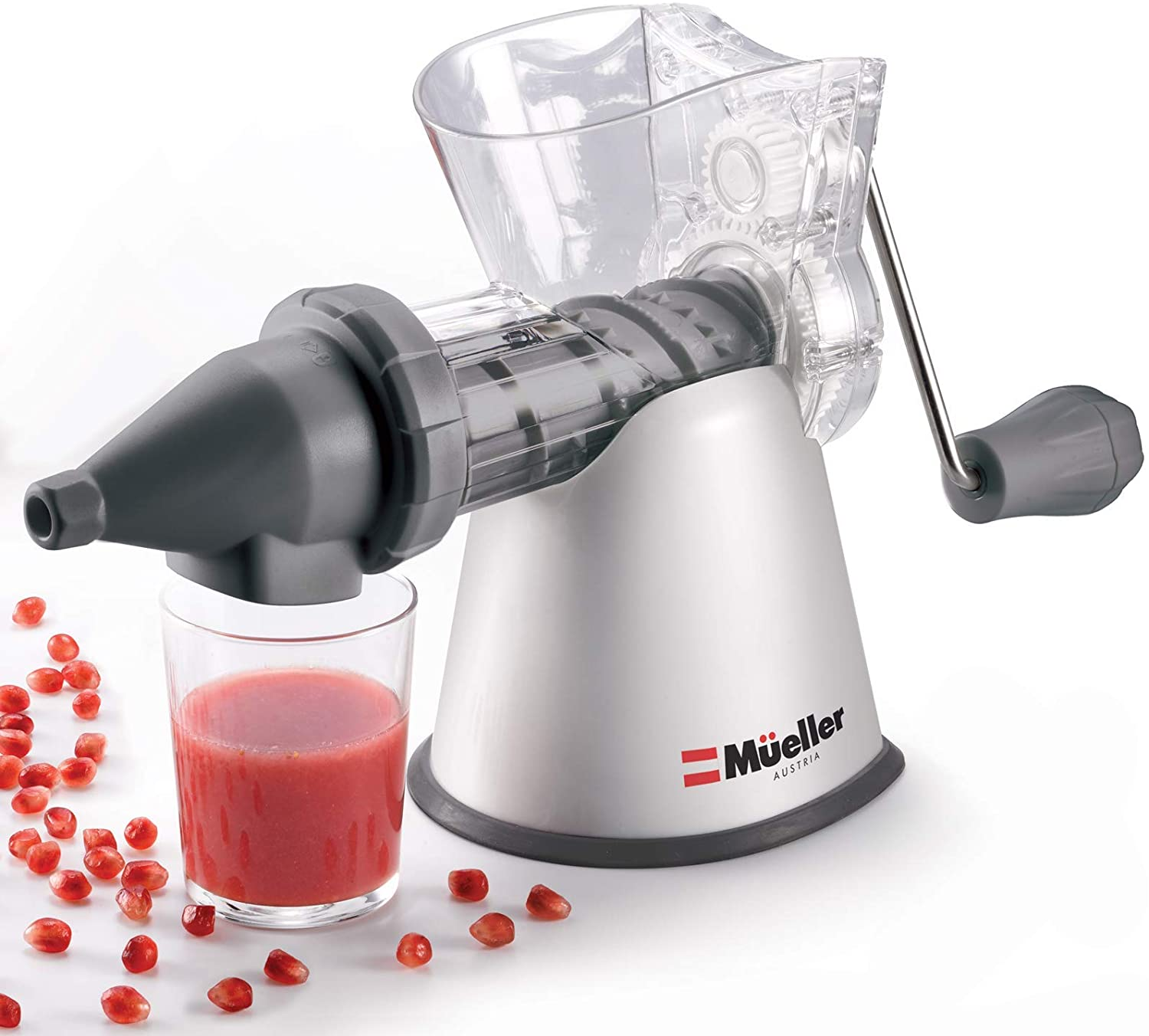 muller masticating slow juicer