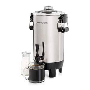 automatic coffee urn