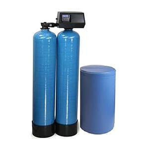 afw filters dual fleck grains per tank softener