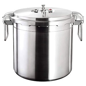 Buffalo Stainless Steel Pressure Cooker