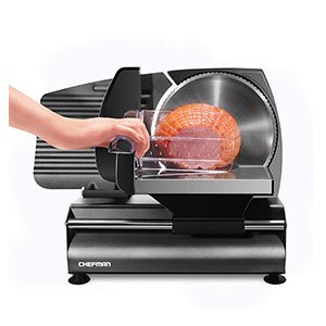 Cast Electric Food Slicer