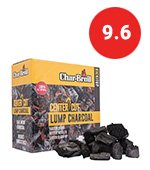 char broil center cut lump charcoal