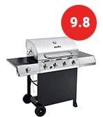 char burner gas grill