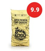 fogo natural premium hardwood lump charcoal