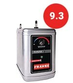 franke hot water dispenser