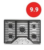 ge jgp5030slss 30 inch gas cooktop with power boil