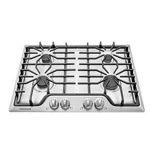 gas sealand burner style cooktop