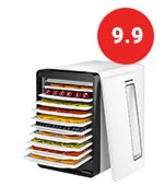 gourmia gfd1850 food dehydrator