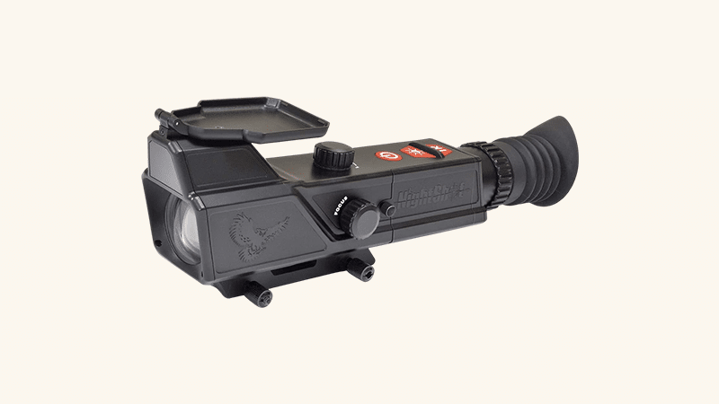 nightshot night vision scope review
