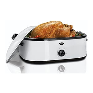 oster roaster oven with buffet server