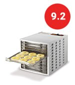 weston food dehydrator machine for beef jerky