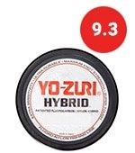 yozuri hybrid clear 600 yards monofilament fishing line