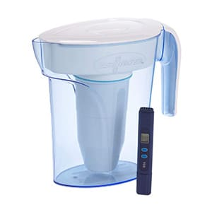 Zero water's water filter pitcher