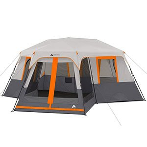 12-person 3-room Tent