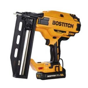 20v Finish Nailer