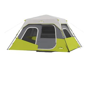 Core Tent With Wall Organizer