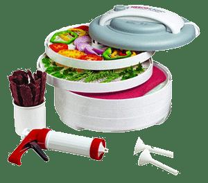 Nesco FD-61WHC Food Dehydrator