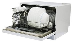 Magic Chef Dishwasher under $500