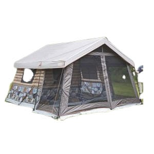 Timber Cabin Tent