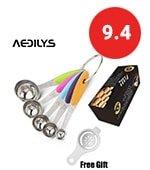 Aedilys 5 Piece Spoons