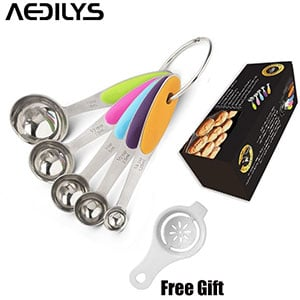 Aedilys Spoon Set