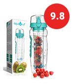 Aquafrut Infuser Water Bottle