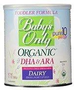 baby's formula milk for babies