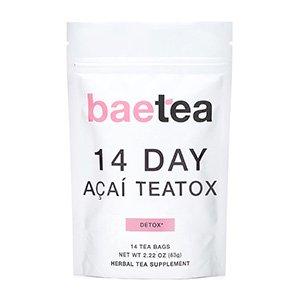 baetea gentle detox tea