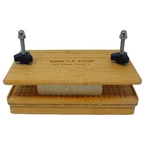 bamboo simple drip tofu press