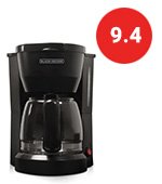 Black+decker 5-cup Coffee Maker