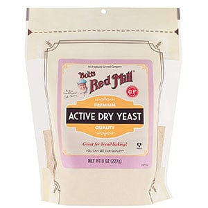 bobs red mill dry yeast for bread