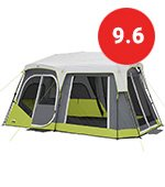 Core 12 Person Tent With Side Entrance