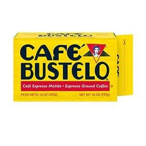 cafe bustelo espresso beans