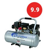 california quiet air compressor