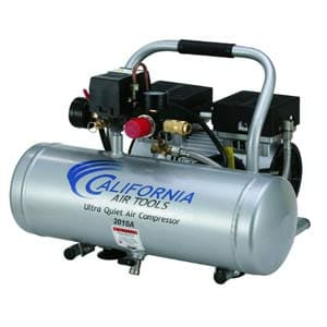 california ultra quiet air compressor
