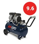 campbell quiet air compressor