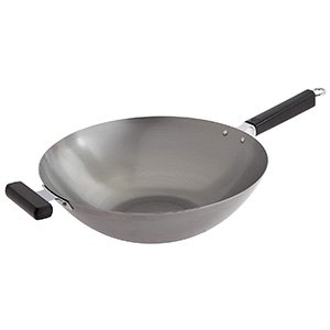 classic series carbon steel wok